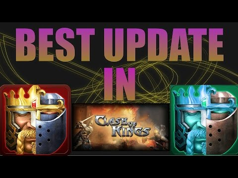 HUGE UPDATE (FORT,DEPOT,TURRETS,ADVANCED SCIENCE IN CLASH OF KINGS)