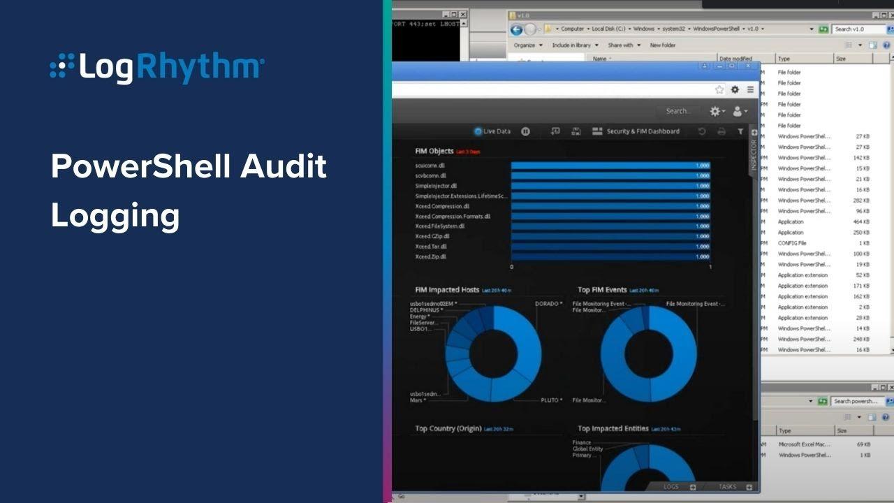 PowerShell Audit Logging Deep Dive | LogRhythm