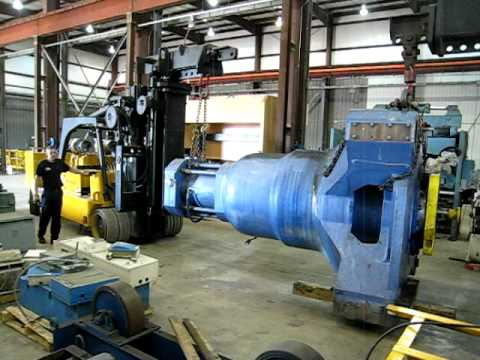 Heavy Rigging Www.mosierindustrial.com