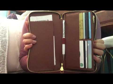 Louis Vuitton Zippy Organizer | Jessie Dee