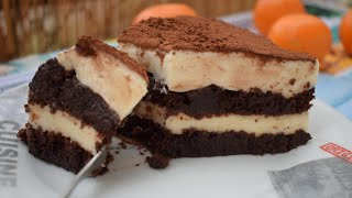 Торта Тирамису Tiramisu Cake Торт Тирамису
