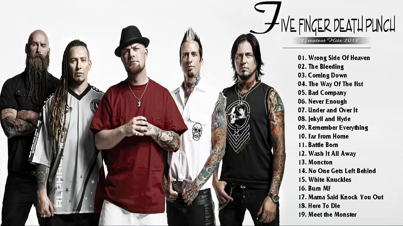 Five Finger Death Punch Music : five finger death punch greatest hits top 30 best songs of five finger death punch youtube ~ Hamham.info Haus und Dekorationen