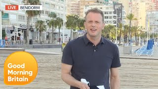 What Will Holiday's Look like in the Pandemic? | Good Morning Britain