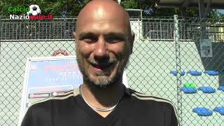 Torneo Tricolore Roma Est: le parole di Marchio (All. Juventus)