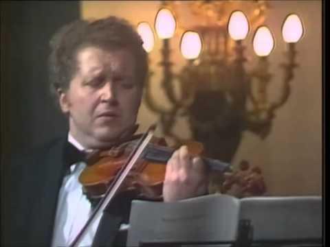FRANZ SCHUBERT Violin Sonata in A  OLEG KAGAN & SVIATOSLAV RICHTER