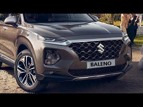 2020 Maruti Suzuki Baleno Premium Hatchback Facelift India Launch Interior Exterior Specifications