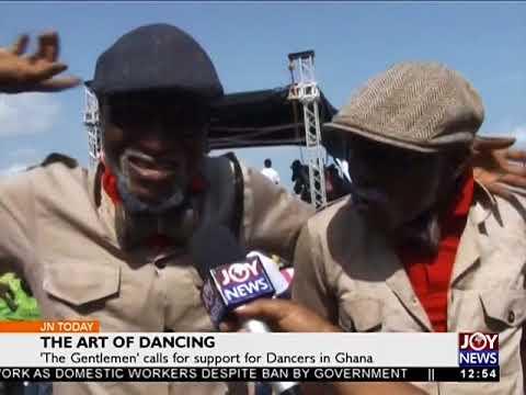 The Art of Dancing - Joy Entertainment Today (7-11-17)