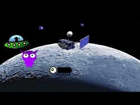 (30) 月周回衛星「かぐや」
