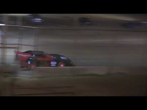 Legendary Hilltop Speedway Street Stock Feature 4-8-17