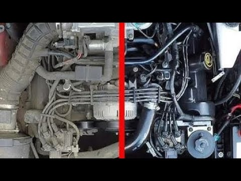 (हिंदी)How to Clean Your Car Engine in 10 Minute India | Amazing result 😱
