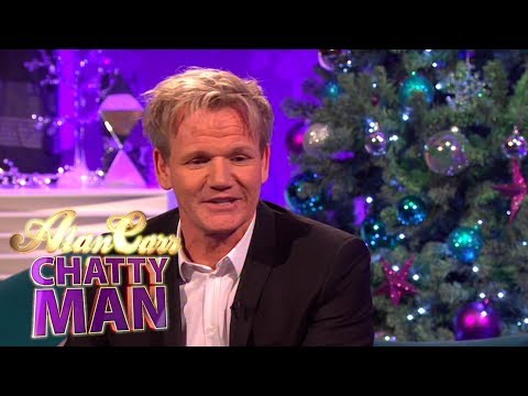 Gordon Ramsay - Full Interview on Alan Carr: Chatty Man