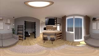 Małe mieszkanie w Przemyślu