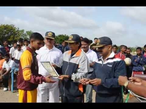 Sainik School Bijapur, South Zone, Shivayogi Kalsad ,DC, Hockey Prize,  3)