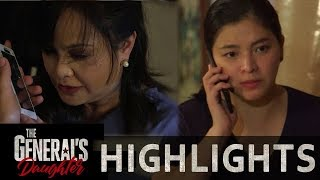 Rhian finds out Corazon's whereabouts | The General's Daughter (With Eng Subs)