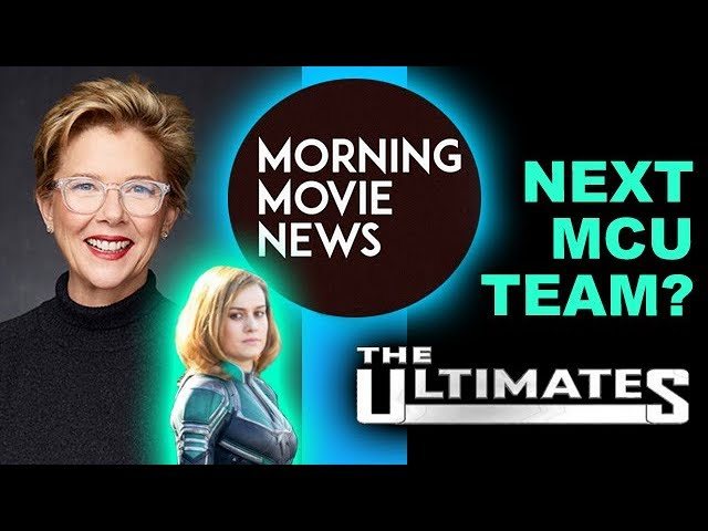 Annette Bening Cast In Captain Marvel The Ultimates Next Mcu Franchise