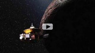 New Target For New Horizons - Boldly Going | Orbit Animation