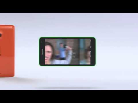 Piosenka z reklamy Lumia 535