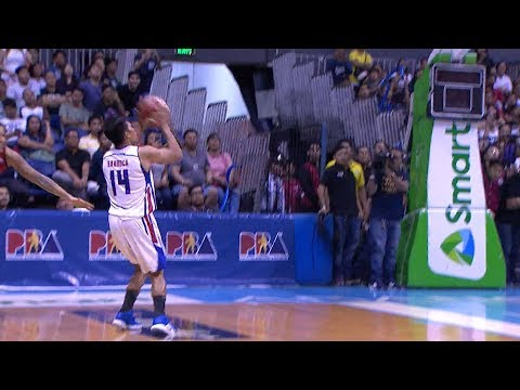 Mark Barroca Hits Buzzer-Beater Game Winner Against SMB in Finals Game 5 (VIDEO)