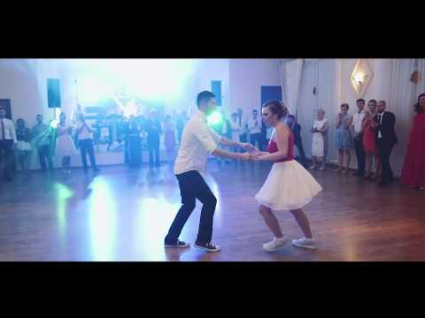 Niesamowity Taniec pary młodej | BEST wedding dance