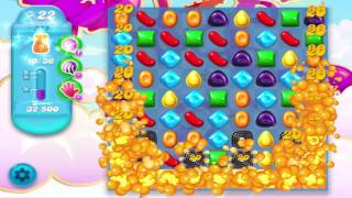Candy Crush Soda Saga Level 375 Hard Level ✩✩