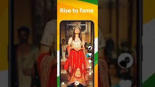Download Zilli -. Short Video App for india | funny screenshot 2