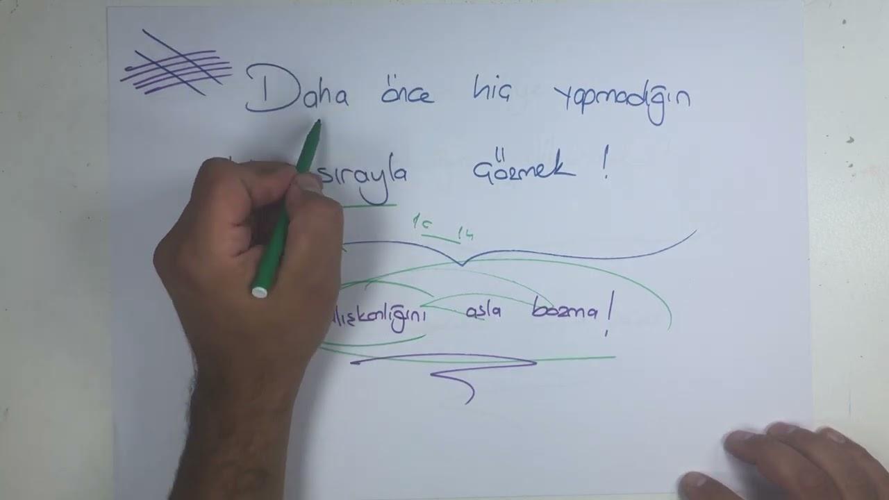 Servetifünun / Soru Çözümü / Rüştü Hoca
