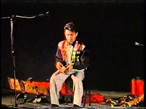Justin Vali - Suoni dal Mondo 1993-11-18