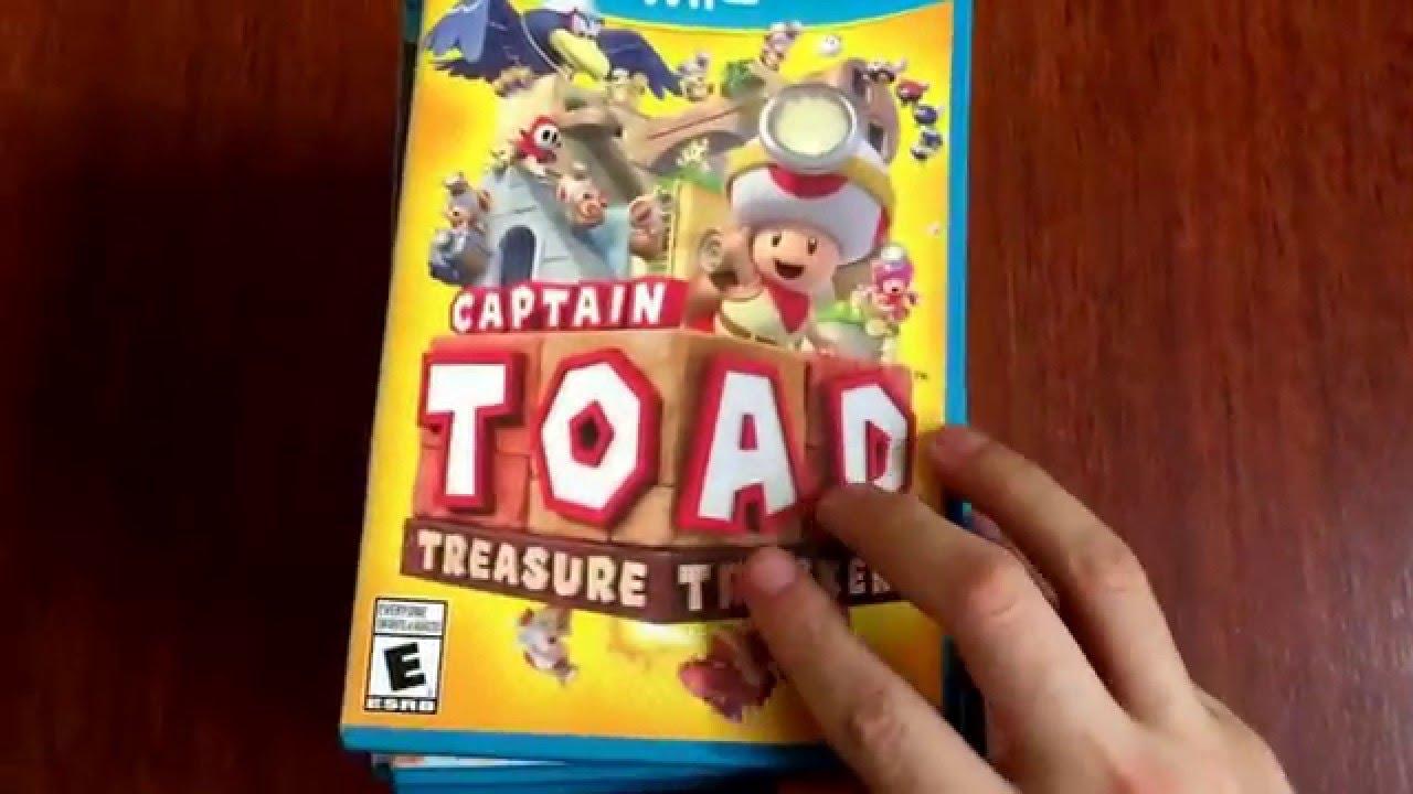 Wii U Games List : List of wii u games collection december youtube