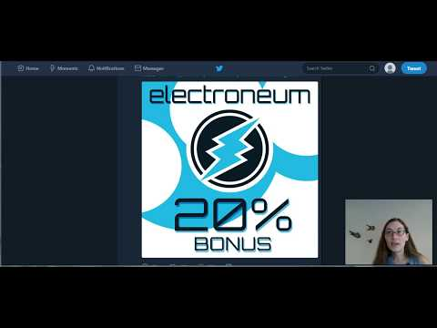 Electroneum ICO - Bringing Crypto Mining to the Masses!
