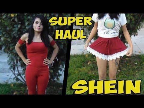 SUPER HAUL * ROPA VANGUARDISTA* SHEIN /ESTEFAN CZ.