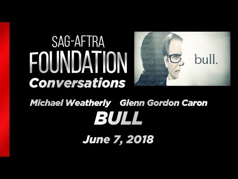 Conversations with Michael Weatherly & Glenn Gordon Caron of BULL