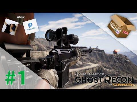 [Boîte À Jeux] Ghost Recon Wildlands | w/ PRODEOD & Margatax | Mission Rainbow 6 !