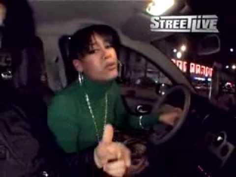 Freestyle d'Amel Bent pour Streetlive