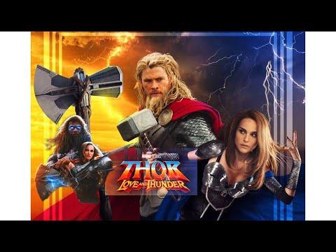 THOR 4: Love And Thunder Teaser Trailer Concept (2022) – Natalie Portman Chris Hemsworth – Marvel
