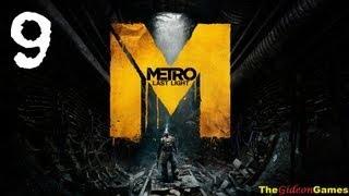 Прохождение Metro: Last Light (Метро 2033: Луч надежды) [HD|PC] - Часть 9 (Регина)