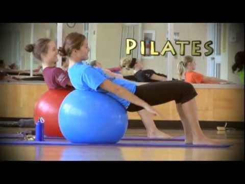 Group X: Pilates Class