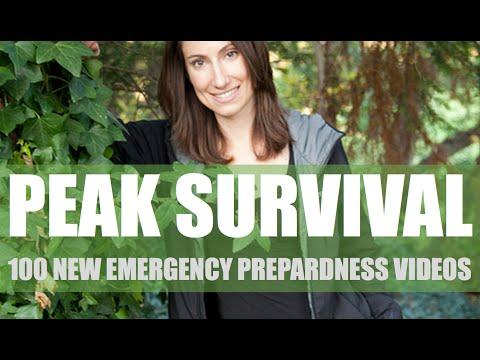 PEAK SURVIVAL is Back: 100 NEW Videos on Emergency Preparedness
