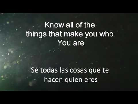 Maroon 5 - She Will Be Loved (Letra En Inglés Y Español)