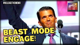 BEAST MODE! Don Jr Reacts to FISA Memo Drops 3 SAVAGE Words on Top Dem Adam Schiff #ReleaseTheMemo