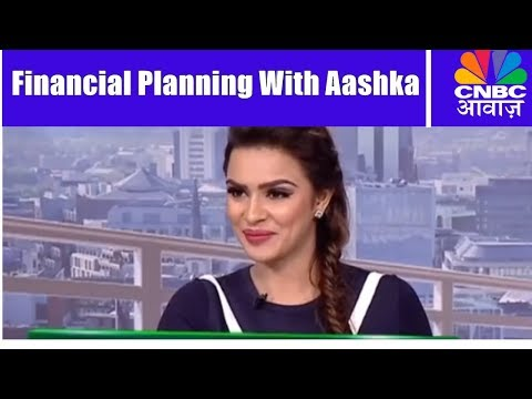 Diversifying Your Portfolio For Financial Planning | Get Rich With Aashka | CNBC Awaaz
