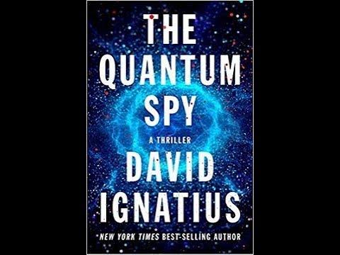 """David Ignatius - Washington Post Columnist  and Author of """"The Quantum Spy""""  Speaks to Noblis"""