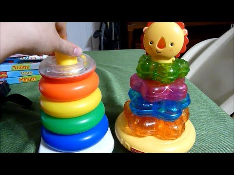 Fisher Price Stacking Cars Toys