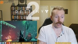 Destiny 2 - Gameplay Reveal Trailer (Reaction & Review)