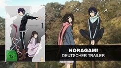 Noragami (Deutscher Trailer) | HD | KSM Anime