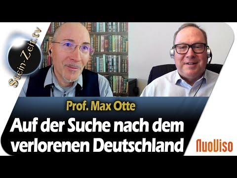 Auf der Suche nach dem verlorenen Deutschland - Prof. Max Otte