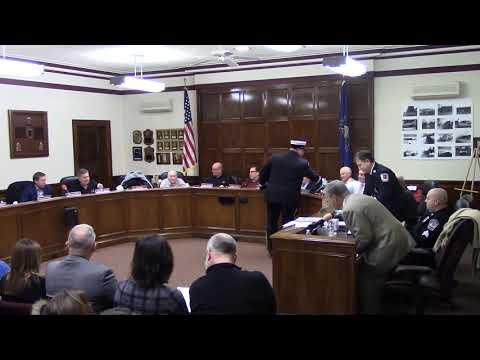 Munhall Borough - Council Meeting 1/16/19