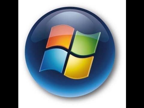Change Windows 7 start button icon - YouTube
