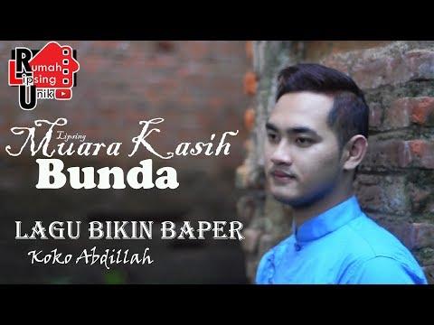 Dangdut Academy Asia 3 REZA BIKIN BAPER -  Muara Kasih Bunda BY Model Keren Koko Abdillah