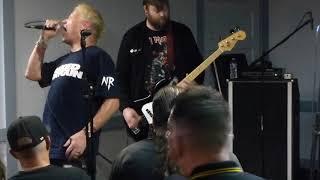 Decry - American Pimp - 4th. Annual SGVNA Punk Show