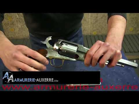 Essai du Revolver PIETTA 1858 New Army
